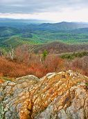 Shenandoah National Park Of Virginia