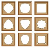 Modern Style Of Wood Frames