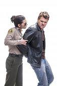 Sheriff Arrest