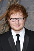LOS ANGELES - DEC 2:  Ed Sheeran at the