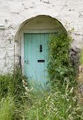 Cottage Door, England
