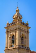 Gozo Cathedral Tower