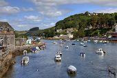 Looe Estuary, Cornwall
