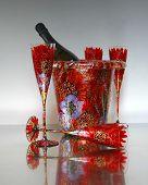 Champagne Bucket Celebration