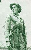 Paraguayan Soldier