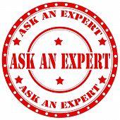 Ask An Expert-stamp
