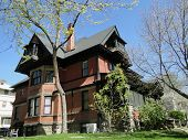 1899 Queen Anne Mansion