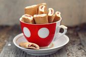 Cookies In Cup