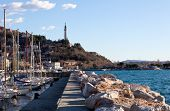 Lighthouse, Trieste