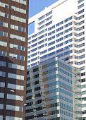 Modern Building In Rotterdam - Netherlands