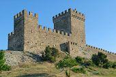 Sudak Castle, Crimea