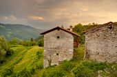 Stone House In The Soca Valley