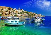 image of greek-island  - pictorial Greece series - JPG