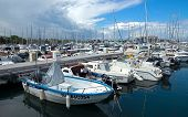 Antibes - Boats