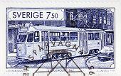 Stockholm 1967 Stamp