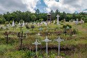 Rural cemetery