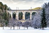 Ancient Viaduct in Lower Austria