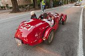 Vintage Racing Car Ermini Ssport Siluro (1951)