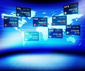 Business People Global Currency Concept