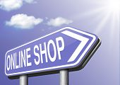 online internet web shop