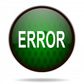error green internet icon