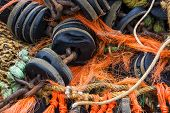 Several Fishing Nets