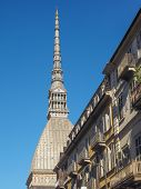 foto of torino  - The Mole Antonelliana Turin Torino Piedmont Italy - JPG