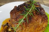 Roast Red Beef Meat