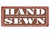 Hand Sewn