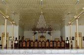 bangsal sewatama the main hall of pakualaman palace yogyakarta