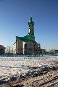 Mosque Taube