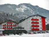 Hotel In Mountains Ski Resort Bad Hofgastein