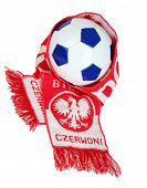 Football Polish symbols