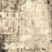 Old Texture or Background. With different color patterns: brown, gray, white, black