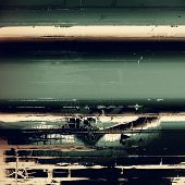 Rough grunge texture. With different color patterns: gray, green, brown, black, white