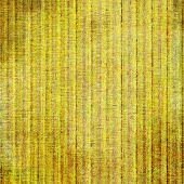 Grunge texture, distressed background. With different color patterns: yellow, gray, brown