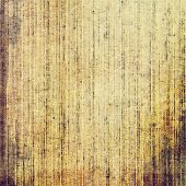 Old background or texture. With different color patterns: brown, yellow, gray