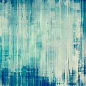 Grunge retro vintage texture, old background. With different color patterns: blue, gray
