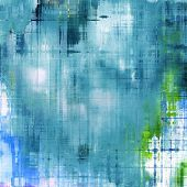 Old Texture. With different color patterns: blue, green, gray