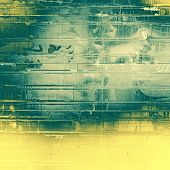 Highly detailed grunge texture or background. With different color patterns: yellow, green, gray