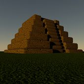 Stepped Pyramid