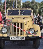 Light Truck GAZ-69