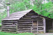 Vieja cabina del sur