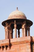 picture of rashtrapati  - High section view of a government building - JPG