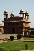 picture of khas  - Facade of a palace - JPG