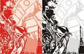 Motorcycle Background Series.