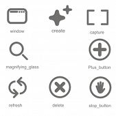 Navigation icons set 1. Check my portfolio for many more images from this series.