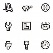 Exclusive Series of Abstract Icons. Check my portfolio for much more of this series as well as thous