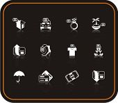 Exclusive Series of Business Icons. Check my portfolio for much more of this series as well as thous