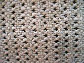 Hand Made Fiber Carpet 02